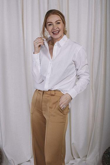 Monroe Shirt White