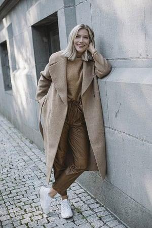 Copenhagen Coat Camel