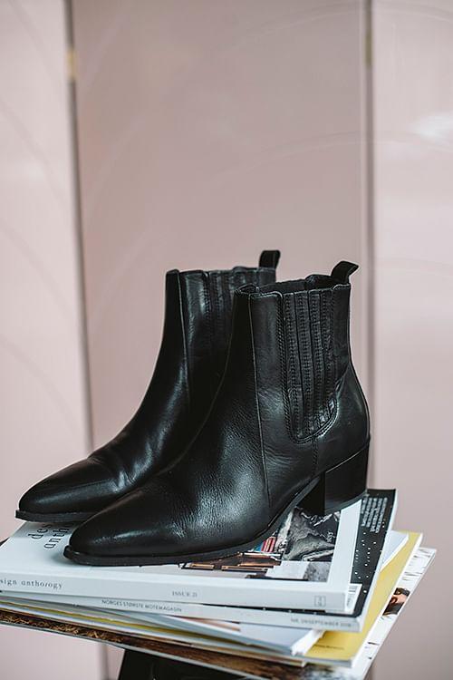 Sage Boots Black