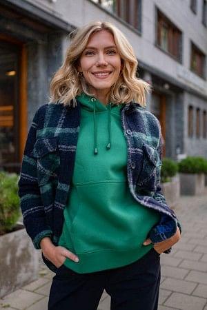 Kelly Shirt Jacket Pattern