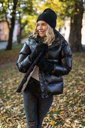 Clara Jacket Black