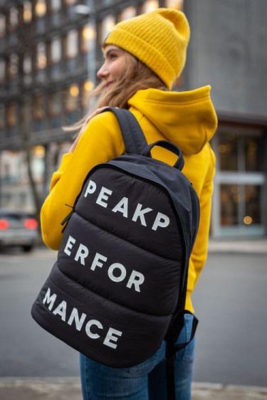 SW Backpack Black