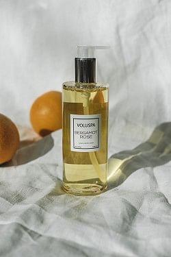 Hand & Body Wash 300ml Bergamot Rose