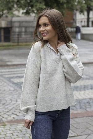 Silvia Sweater Oatmeal
